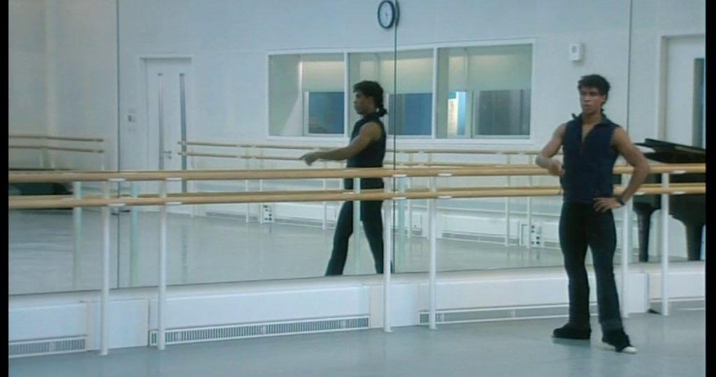 Reluctant Ballet Dancer